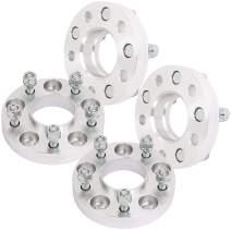 """SCITOO 4X 5 Lug Wheel Spacers 1"""" 5x120mm to 5x120mm 72.56mm fits for E36 E46 E60 E90 E92 E52"""