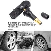 cciyu Fits for Alfa Dodge Fiat Jeep Ram Volkswagen Original Equipment Programmed Tire Pressure Monitoring System Sensor 433MHz