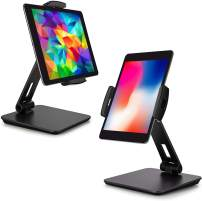 "MagicHold I Ergonomic Design Stand/Mount Compatible with iPad Pro/ipad air/Tablet 9-13""-360º Turn/tilt (D.Gray)"