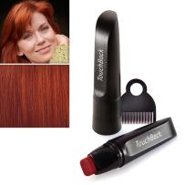 TouchBack PRO Gray Root Touch Up Marker Applicator - Real Hair Color Light Auburn