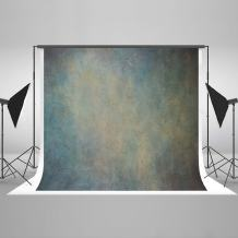 Kate 10ft(W) x6.5ft(H/T) Abstract Photo Backdrop Microfiber Cadetblue Portrait Photography Background