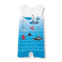 The Children's Place Baby Boys Coveralls