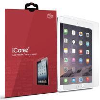 iCarez Anti-Glare/Anti-Fingerprint Screen Protector for New iPad 9.7 Inch (2018/2017) /iPad Pro 9.7 Inch/iPad Air 2 / iPad Air (2 Pack) Matte - Retail Packaging