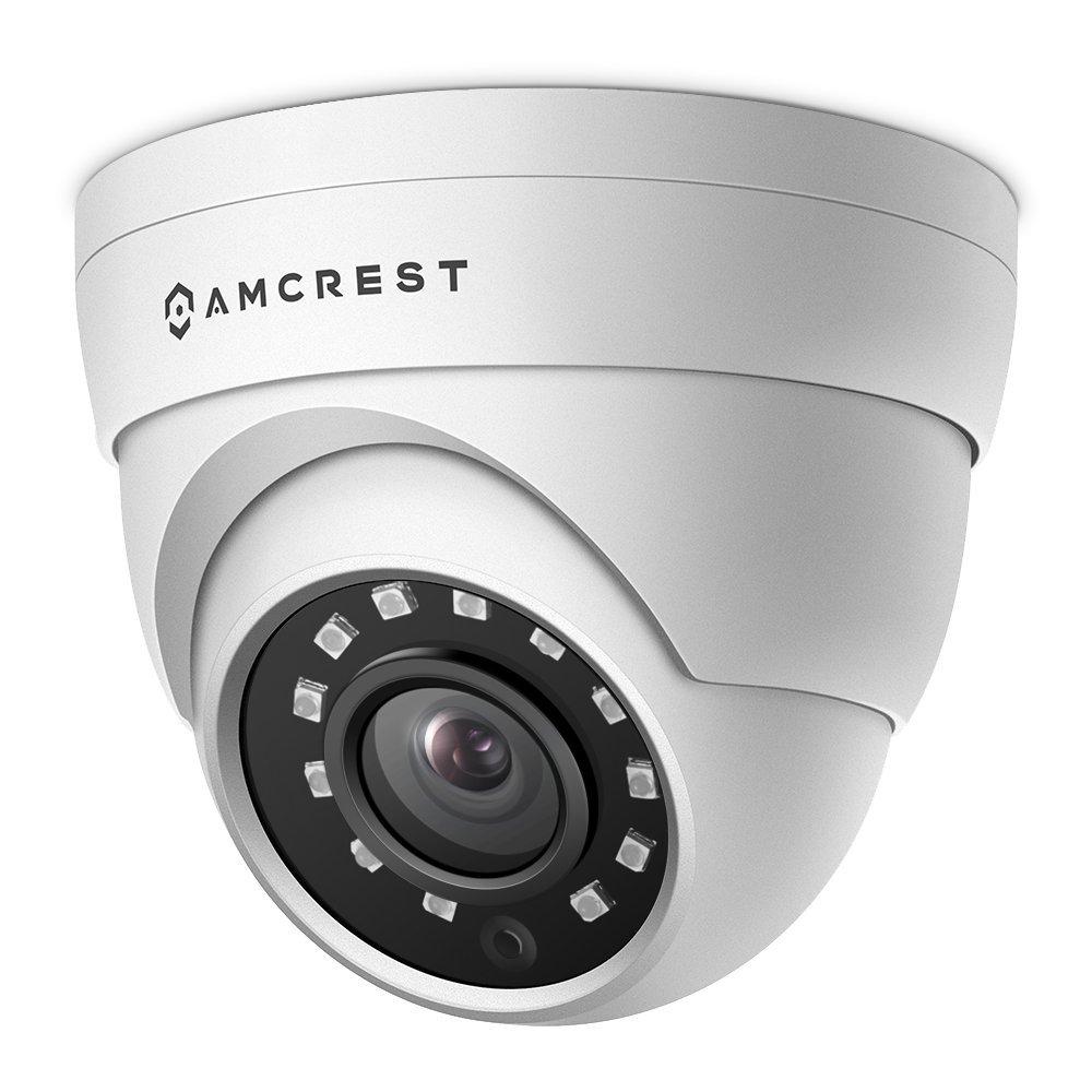 Amcrest AMC4MDM28-W UltraHD 1520P 2688TVL Dome Outdoor Security Camera
