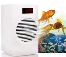 YJINGRUI Aquarium Water Chiller Fish Tank Refrigerator for Water Grass/Crystal/Shrimp/Jellyfish/Coral (220V, 20L/5Gal-cooling)