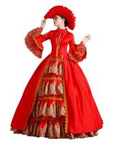 zukzi Women's Gothic Victorian Lolita Dresses Ball Gowns Multi-Style