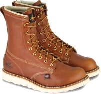 "Thorogood Men's American Heritage 8"" Plain Toe Boot"