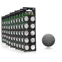 Thermometer Battery CR2032 – 100 Pack - Long Life 3V Coin Button Cell Battery for Thermometers