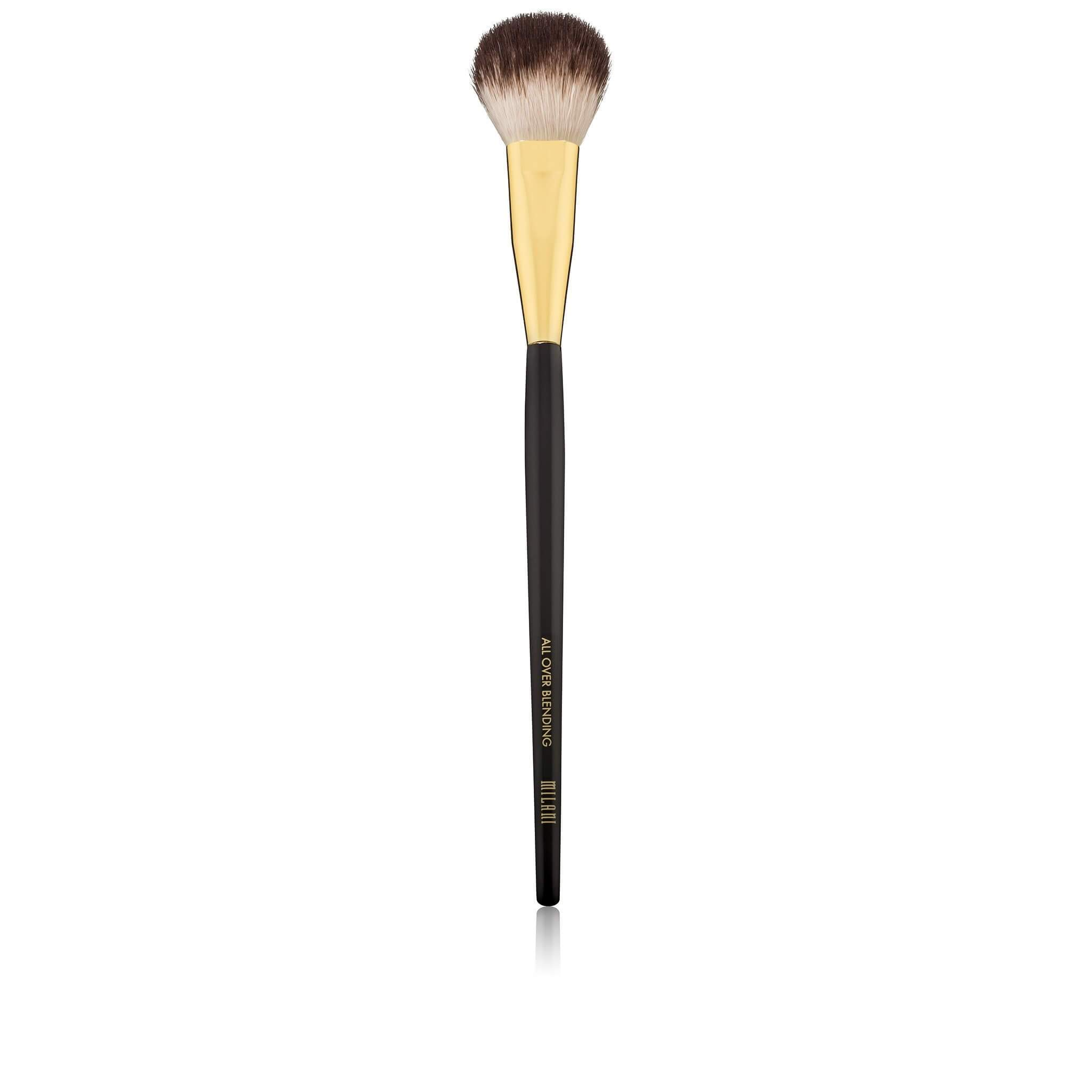 Milani Highlighter Blending Brush - Cruelty-Free Face & Eye Brush to Highlight & Contour - Made with High-Grade Synthetic Bristles