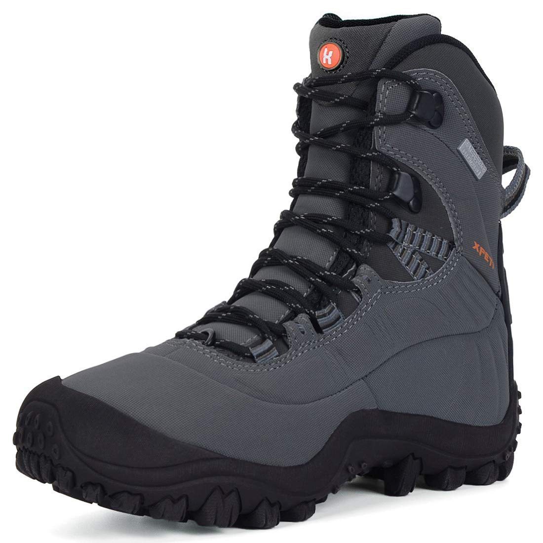 XPETI Women's Thermator Mid High-Top Waterproof Hiking Outdoor Boot