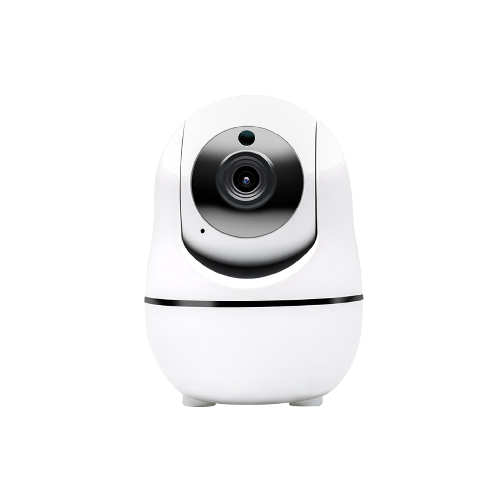 Ouvis VZ1 1080 HD Pan Tilt Zoom Wireless WiFi Security Camera, Smart Home IP Camera, Video Surveillance with Motion Detection, Siren Alarm, Two-Way Audio, Night Vision, and APP for Android/iPhone/PC