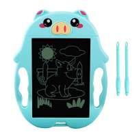 SLHFPX LOFEE Birthday Gifts for Boys Age 2-6, Boogie Board LCD Writing Tablet Digital Writing Tablet Board Doodle Board for Kids Electronic Birthday Present for Boy 3-7 Years Magic Pad Old Blue