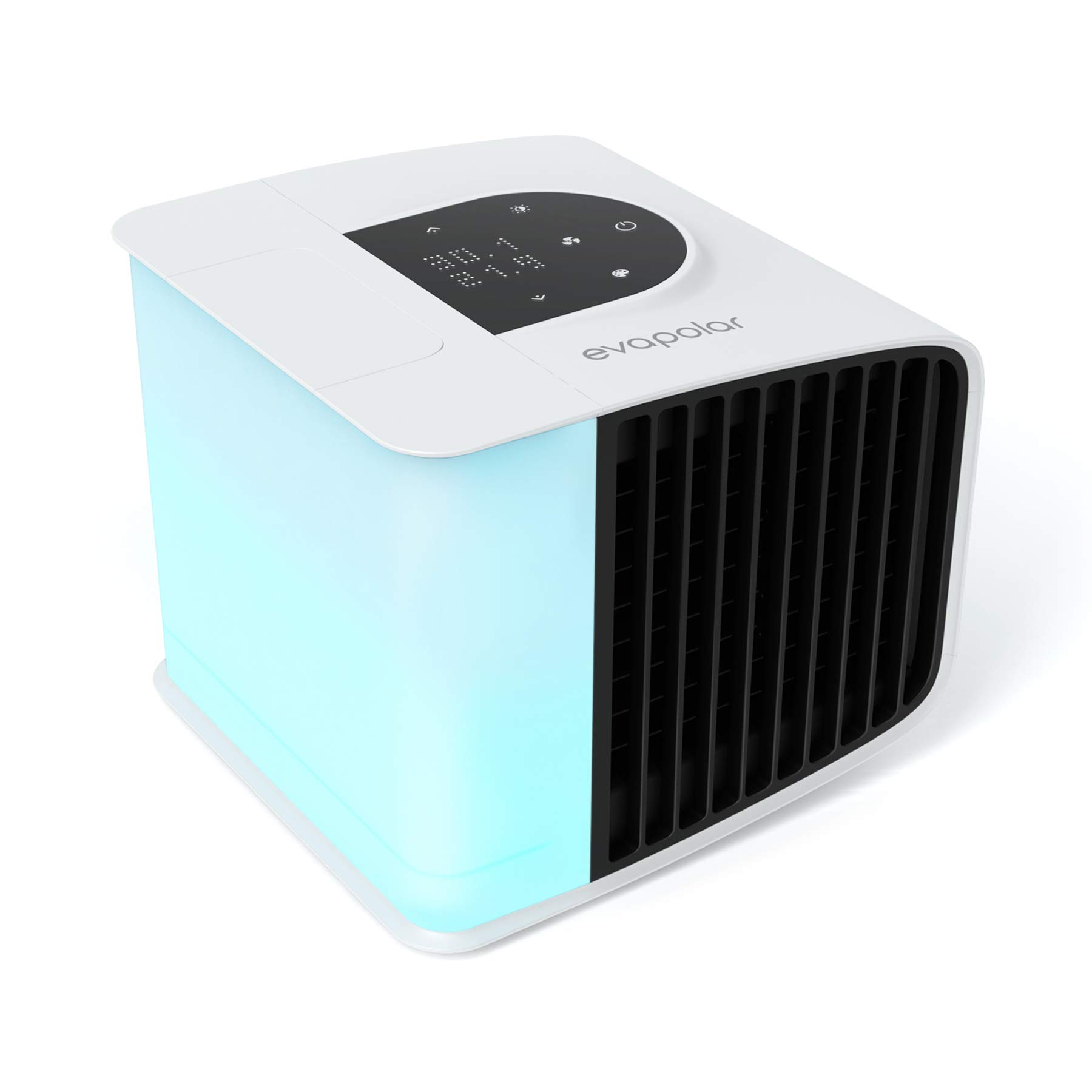 Evapolar EvaSMART Personal Evaporative Air Cooler, Purifier and Humidifier, Portable Air Conditioner EV-3000 with Alexa support - Opaque White