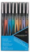 Prismacolor Premier Illustration Marker Set, Fine Tip, Assorted Colors, Set of 8