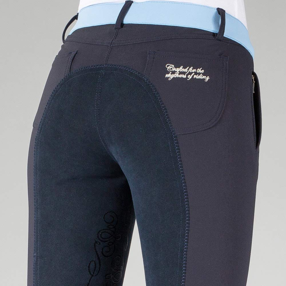 Horze Women's Kiana Full Seat Breeches