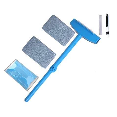 6 Pack Window Screen Dust Cleaning Tools Kit Foldable Cleaning Tools Window Sliding Door Track Cleaning Tool Hand-held Window Groove Gap Cleaning Brushs for Car Windows, Screens, Clothes, Sofas