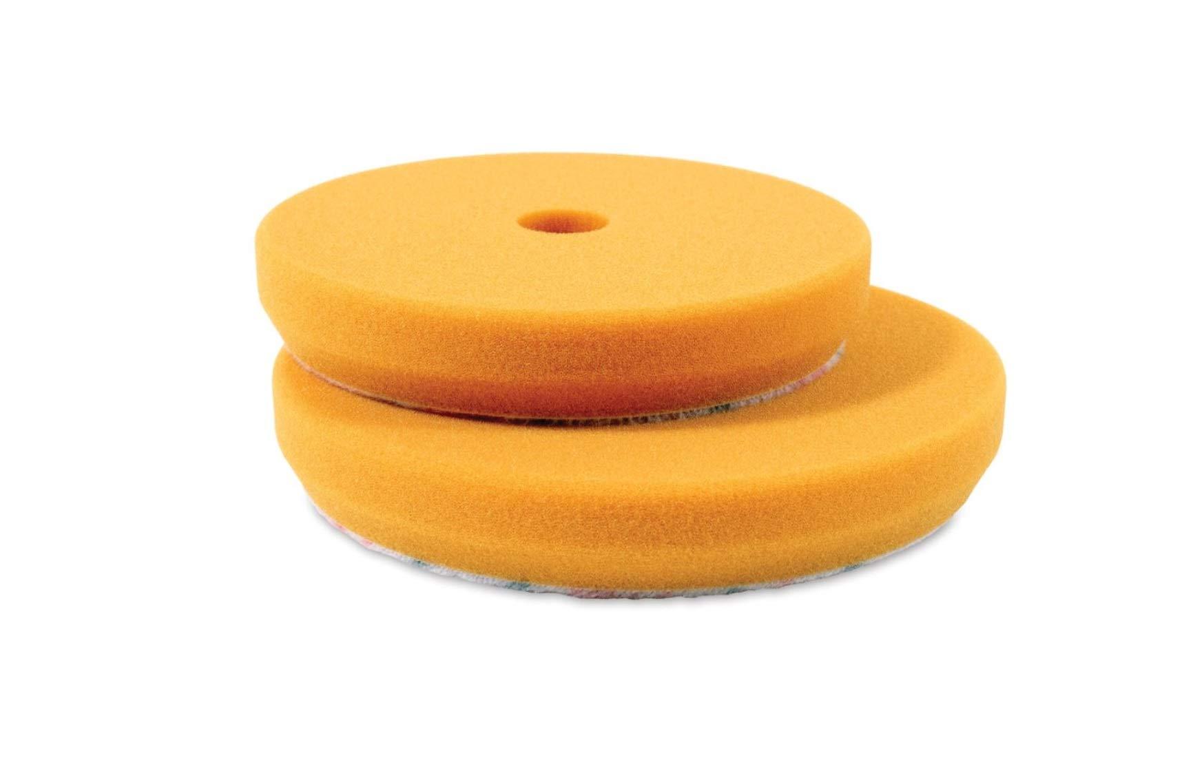 "Griot's Garage 10516 5.5"" Orange Foam Correcting Pads (Set of 2)"