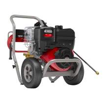 Briggs & Stratton ELITE4000 4000 MAX PSI at 4.0 GPM Gas Pressure Washer with Detergent Injection, 50-Foot High-Pressure Hose, and 5 Quick-Connect Nozzles