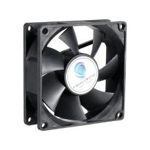 uxcell 80mm Standard Case Fan Low Noise CPU Cooler 80 mm Computer Cooling Fan with 3-Pin Connector