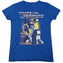 Transformers Soundwave Women's T Shirt & Stickers
