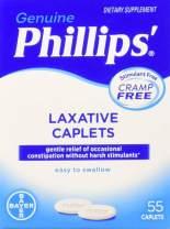 Phillips' Caplets 55 Caplets (Pack of 2)