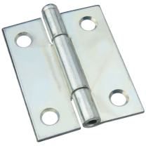 National Hardware N141-820 508 Removable Pin Hinge in Zinc Plated