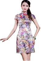 Shanghai Story Chinese Traditional Dress Cheongsam Qipao
