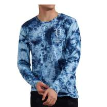 Gochange Men's Long Sleeve T-Shirts Graphic Cotton Casual
