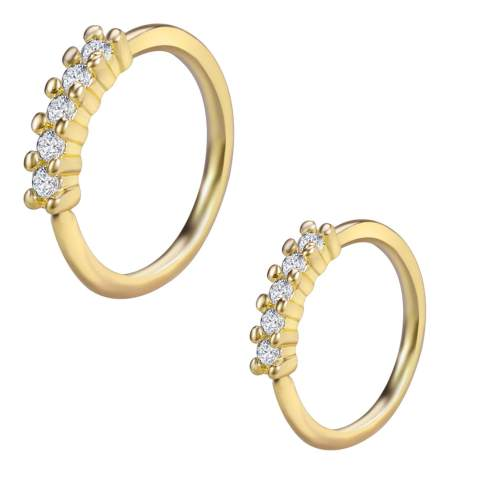 Solid Gold earring,Cartilage Hoop Earring,piercing,Ear Lobe 10K Solid Gold Nose ring,20gauge Nose Ring Hoop Faux Nose Ring,Gold Earring