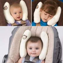Adjustable Infants and Baby Neck Head Support,U-Shape Children Travel Pillow Cushion for Car Seat,Offers Protection Safety for Kids