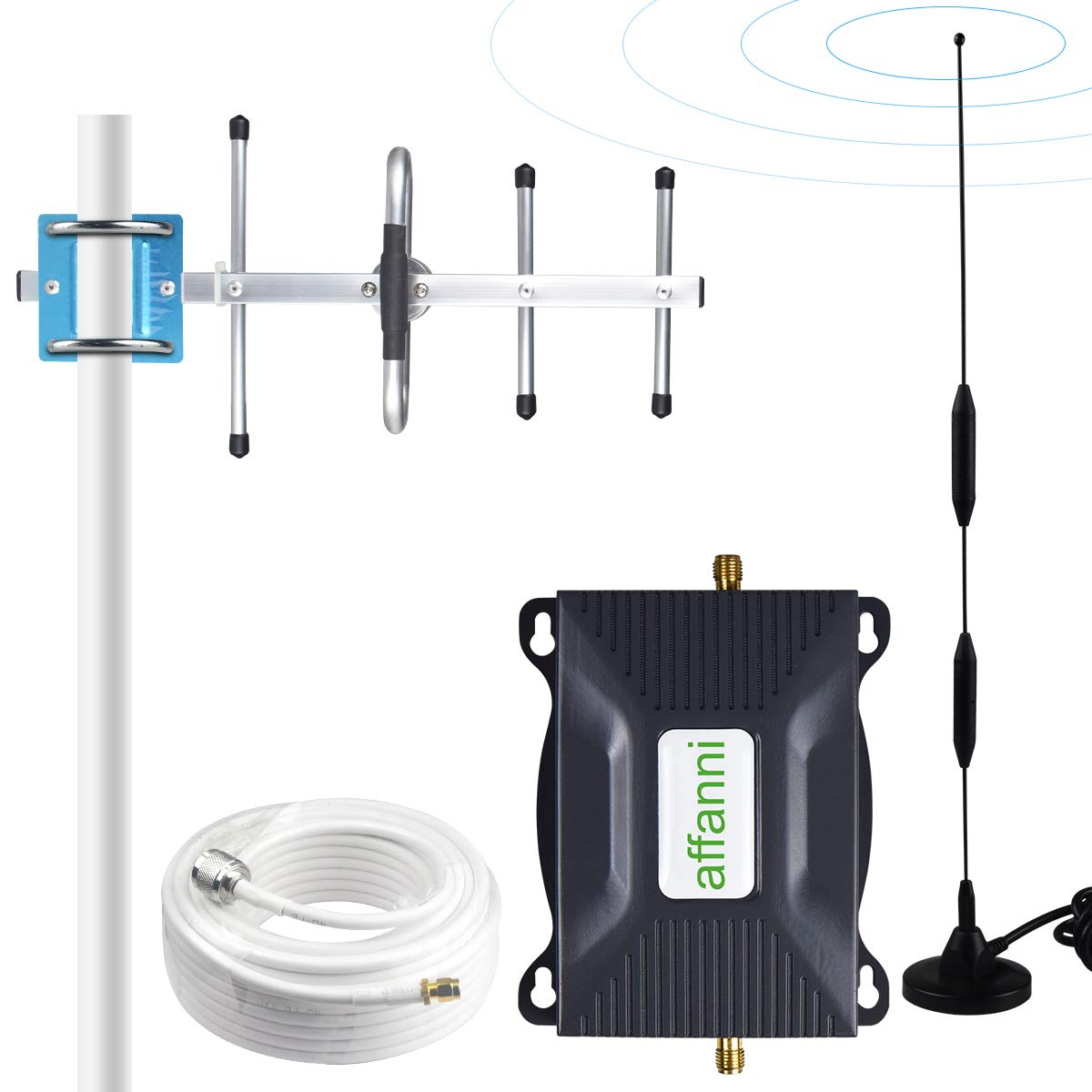 Cell Phone Signal Booster Verizon Cell Phone Booster for Home, Verizon Signal Booster 4G LTE Band13 700Mhz Home Cell Signal Booster Verizon Cell Phone Amplifier Cellular Repeater Boost Voice+Data