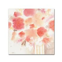 Pink Tones 3 by Sheila Golden, 24x24-Inch Canvas Wall Art