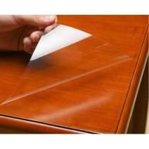 HOHOFILM 4Mil Transparent Glossy Scratch Protection Film Furniture Protective Sticker Anti Oil Home Kitchen Decoration Film,152cmx300cm