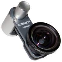[SURPASS-i] Compact 0.65x Wide Angle Lens for Galaxy Series (Navy)