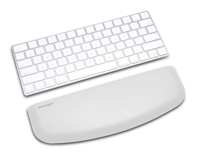 Kensington ErgoSoft Wrist Rest for Slim, Compact Keyboard-Gray