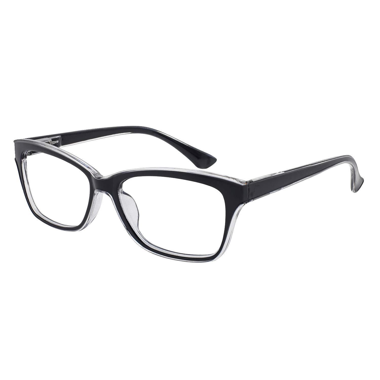 MARE AZZURO Stylish Reading Glasses Women Anti UV Readers 0 1 1.5 2 2.5 3 3.5
