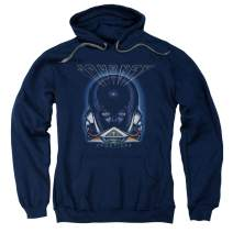 Popfunk Journey Album Steve Perry Band Pullover Hoodie Sweatshirt & Stickers