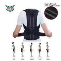Posture Corrector for Women Men – Thoracic Posture Brace – Comfortable Adjustable Clavicle Posture Support – Improve Kyphosis Brace – Back Posture Trainer – Upper Back Support S-XXL (M)