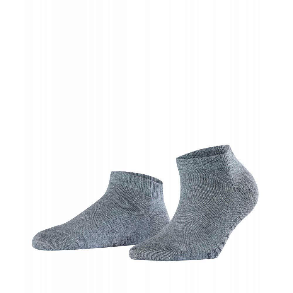 Falke Women's Family Short Socks-98% Cotton-2% Elastane, Black or White, 1 Pair