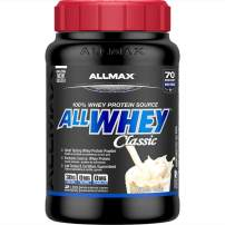 ALLMAX Nutrition AllWhey Classic 100 Whey Protein French Vanilla 2 lbs 907 g