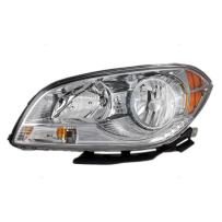 Aftermarket Replacement Driver Headlight Compatible with 2008-2012 Malibu 22897127