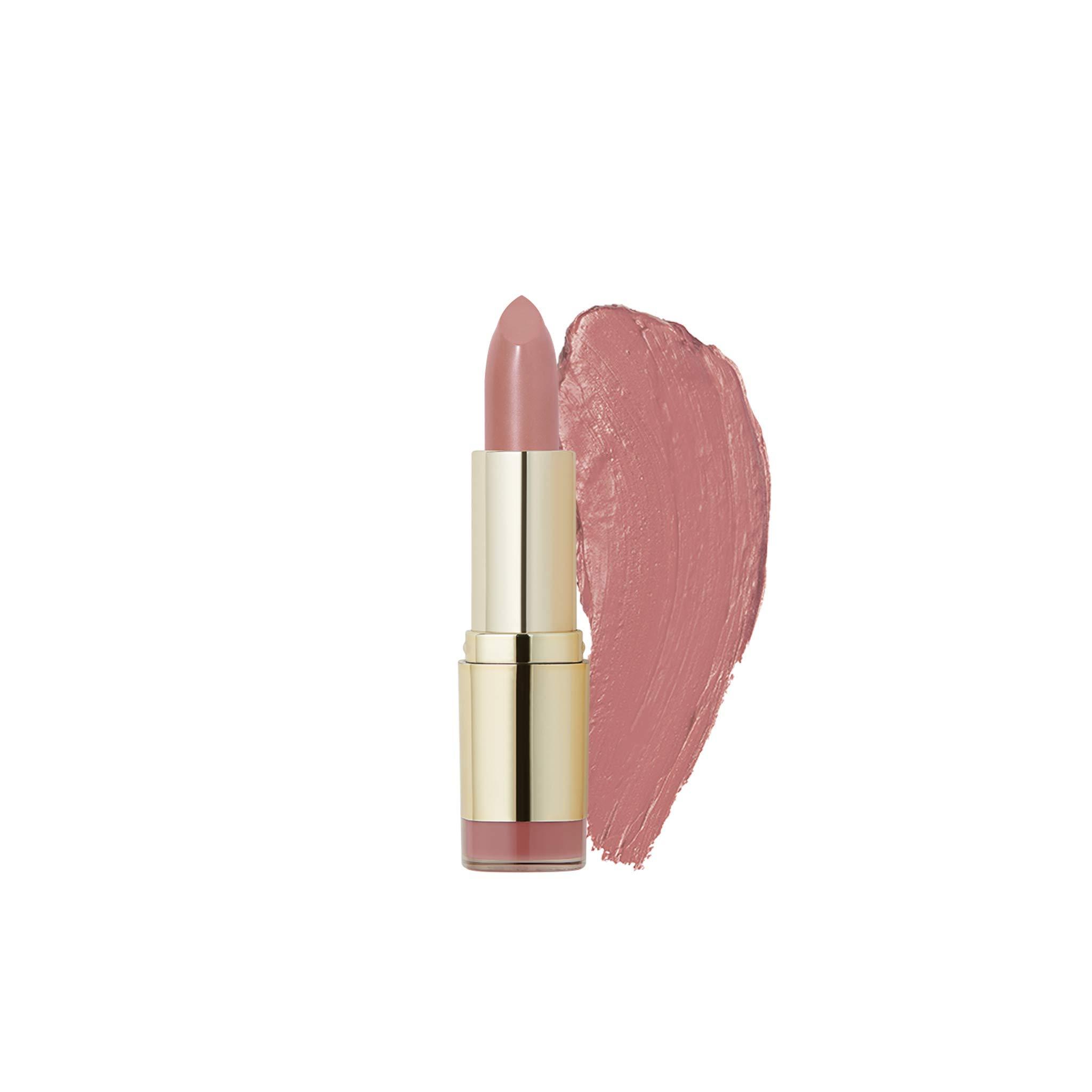 Milani Color Statement Lipstick - Nude Crème, Cruelty-Free Nourishing Lip Stick in Vibrant Shades, Pink Lipstick, 0.14 Ounce