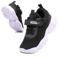 Ezkrwxn Boys Girls Lightweight Sneakers Running Shoes