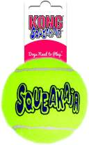 KONG Air Dog Squeaker Ball for Dogs