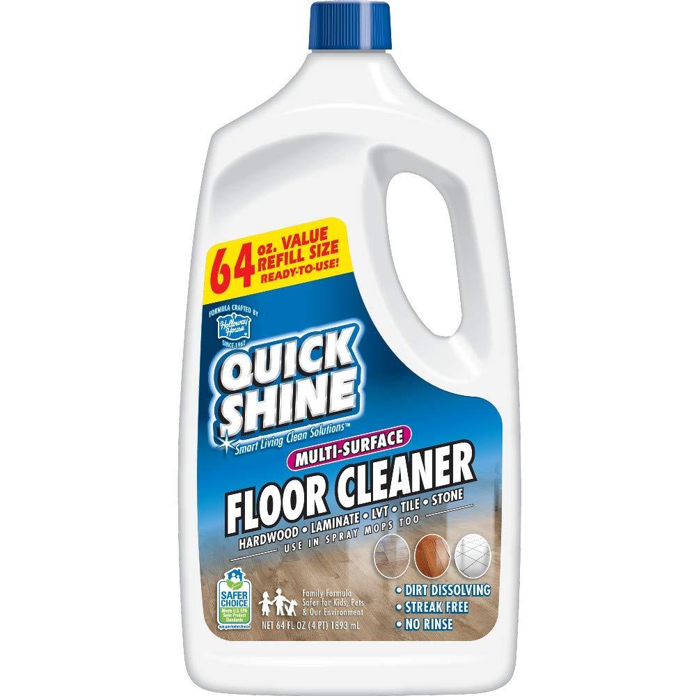 Quick Shine Multi-Surface Floor Cleaner, 64 Fl. Oz