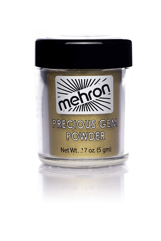 Mehron Makeup Precious Gem Powder (.17 ounce) (Tigers Eye)