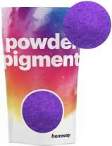 Hemway | Metallic Purple Pigment Powder - 100g