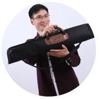 Soprano Saxophone Bag Sax Case - 1200D Water-resistant Oxford Cloth bB Saxes handbag and Backpack