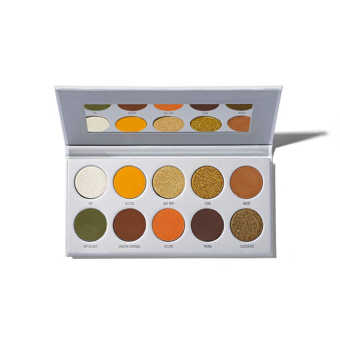 Morphe X Jaclyn Hill - Armed & Gorgeous Eyeshadow Palette