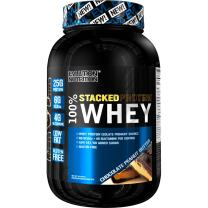 Evlution Nutrition 100% Whey Protein, 25g of Whey Protein, 6g of BCAAs, 5g of Glutamine, Gluten Free (2 LB, Chocolate Peanut Butter)